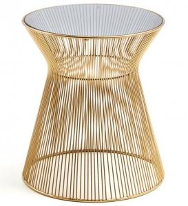 Элегантный кофейный стол Jolene 40X40X44 CM