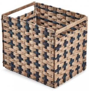 Плетёная корзина для хранения Woody 35X25X27 CM