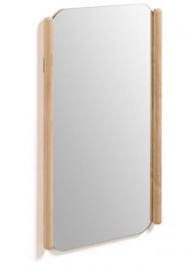 Лаконичное зеркало в раме из дуба Natane 34X54 CM