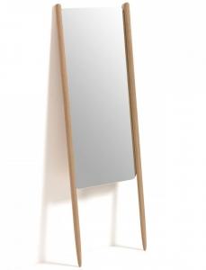 Напольное зеркало из выбеленного дуба Natane 54X160 CM