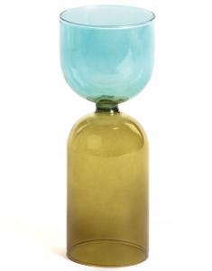 Декоративная ваза Dibe 8X8X20 CM