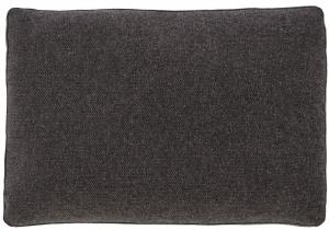 Подушка для дивана Blok 50X70 CM серого цвета