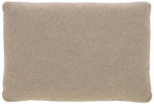Подушка для дивана Blok 50X70 CM бежевого цвета
