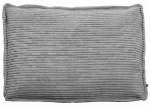 Подушка для дивана Blok 50X70 CM серая