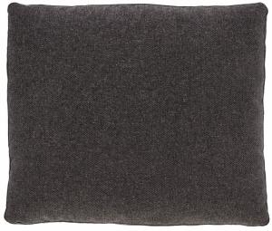 Подушка для дивана Blok 60X70 CM серого цвета