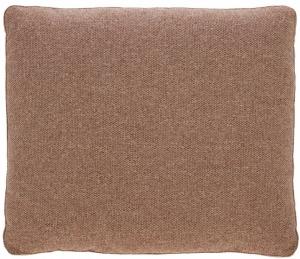 Подушка для дивана Blok 60X70 CM розового цвета