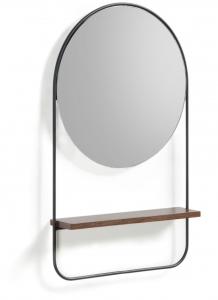 Зеркало с полочкой Marcolina 37X8X58 CM