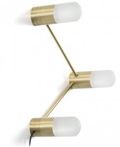 Светильник с универсальным креплением Badra 8-52X4-58X13 CM