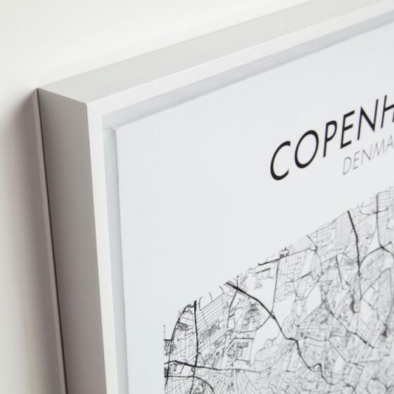 Постер Uptown Copenhague 50X70 CM 2