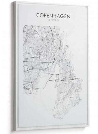Постер Uptown Copenhague 50X70 CM 1