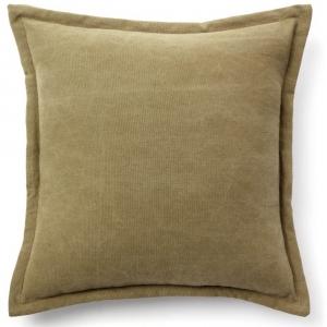 Чехол на подушку Lisette 45X45 CM пыльно коричневого цвета