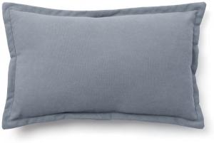 Чехол на подушку Lisette 30X50 CM пыльно голубого цвета