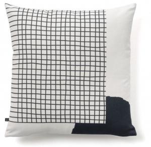 Чехол для подушки с абстрактным принтом Nahue 45X45 CM