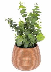 Искусственный цветок Eucalyptus 16X16X25 CM