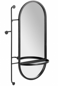 Зеркало с полочкой Zada 52X82 CM