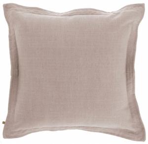 Чехол для подушки Maelina 45X45 CM пыльно розового цвета