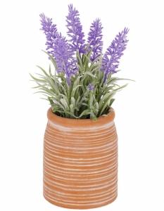 Искусственное растение Lavender 13X13X22 CM