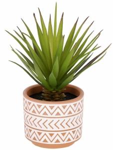 Искуственное пальмовое растение Zelena 13X13X18 CM