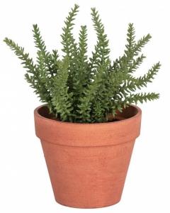 Искусственный цветок Rosemary 25X25X23 CM