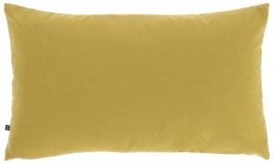 Чехол для подушки Nedra 50X30 CM горчично-жёлтого цвета