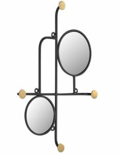 Зеркало с вешалкой Vianela 35X50 CM