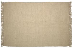 Джутовый ковёр с добавлением хлопка и шерсти Siria 230X160 CM