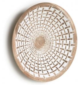 Декор из мунгурской древесины Mely Ø50 CM