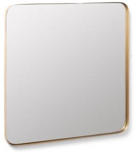 Зеркало с округлёнными краями Marcus 60X60 CM