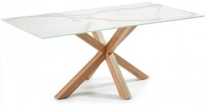 Стол с керамической столешницей Argo 180X10075 CM