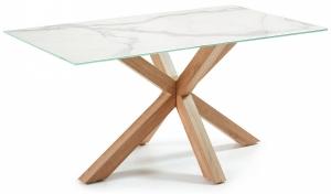 Стол с керамической столешницей Argo 160X90X75 CM