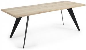 Дубовый обеденный стол Koda 220X100X78 CM
