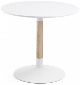 Обеденный круглый стол Tic 90X90X76 CM