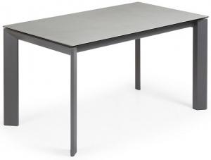 Раздвижной стол с керамической столешницей Axis 140-200X90X76 CM