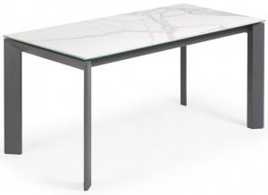 Раздвижной керамический стол Axis 160-220X90X76 CM