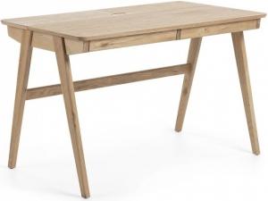 Письменный стол из массива ясеня Jakes 75X120X70 CM