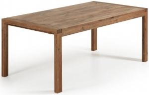 Раскладной дубовый стол Briva Anitique 200-280X100X77 CM