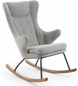 Кресло качалка Tresser 103X106X70 CM серое