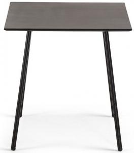Стол с керамической столешницей Mathis 75X75X75 CM