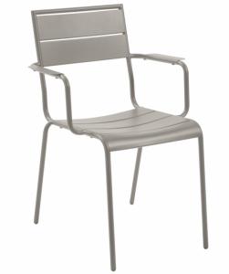 Стальной стул Advance 59X65X84 CM бежевого цвета