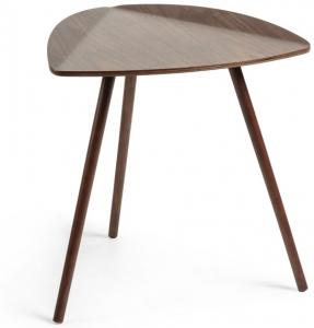 Вспомогательный столик Damasc 47X45X48 CM тёмно коричневый