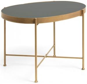Журнальный столик Marlet 55X82X38 CM золотой