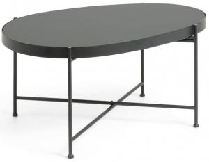 Журнальный столик Marlet 55X82X38 CM чёрный