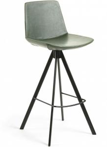 Барный стул Zelda 45X49X104 CM зелёный