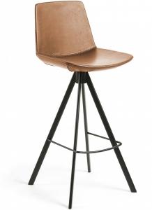 Барный стул Zelda 45X49X104 CM коричневый