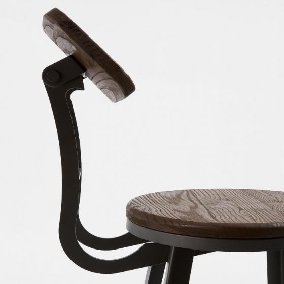 Барный стул Rihana 42X51X104 CM 3