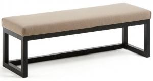 Банкетка Yola 128X42X41 CM светло коричневая