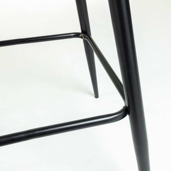 Барный стул Nilson 48X47X101 CM бирюзовый 6