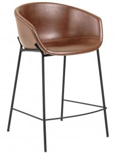 Полубарный стул Yvette 60X53X90 CM