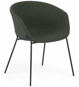 Кресло Yvette 60X54X76 CM хаки