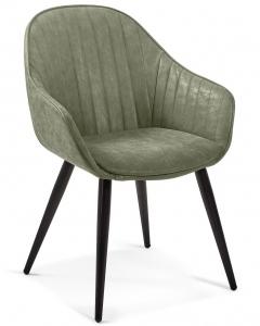 Элегантный стул Herbert 58X62X84 CM зелёный